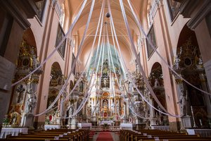 Tytuvėnai · Švč. Mergelės Marijos bažnyčia 0951