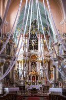 Tytuvėnai · Švč. Mergelės Marijos bažnyčia 0953