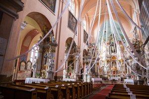 Tytuvėnai · Švč. Mergelės Marijos bažnyčia 0954