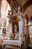 Tytuvėnai · Švč. Mergelės Marijos bažnyčia 0963