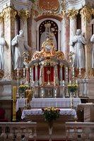 Tytuvėnai · Švč. Mergelės Marijos bažnyčia 0969