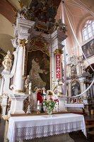 Tytuvėnai · Švč. Mergelės Marijos bažnyčia 0977