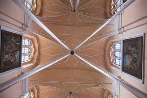 Tytuvėnai · Švč. Mergelės Marijos bažnyčia 0980