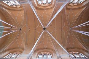 Tytuvėnai · Švč. Mergelės Marijos bažnyčia 0981