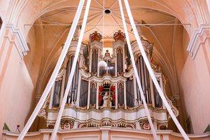 Tytuvėnai · Švč. Mergelės Marijos bažnyčia 0982
