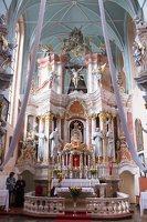 Tytuvėnai · Švč. Mergelės Marijos bažnyčia 0983