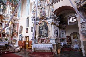 Tytuvėnai · Švč. Mergelės Marijos bažnyčia 0985