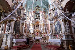 Tytuvėnai · Švč. Mergelės Marijos bažnyčia 0986