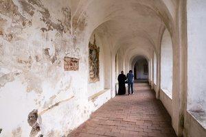 Tytuvėnai · bernardinų vienuolynas 1001