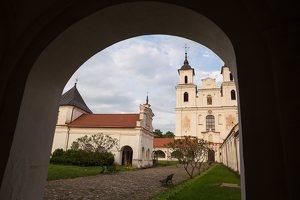 Tytuvėnai · bernardinų vienuolynas 1012