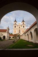 Tytuvėnai · bernardinų vienuolynas 1013