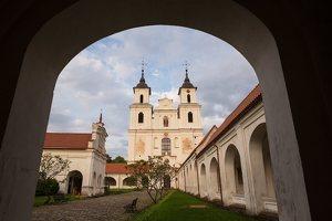 Tytuvėnai · bernardinų vienuolynas 1014