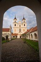 Tytuvėnai · Švč. Mergelės Marijos bažnyčia 1020
