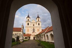 Tytuvėnai · Švč. Mergelės Marijos bažnyčia 1021