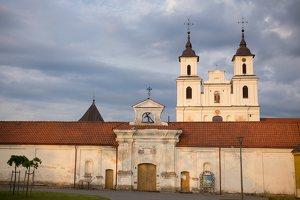 Tytuvėnai · bernardinų vienuolynas 1025