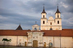 Tytuvėnai · bernardinų vienuolynas 1026