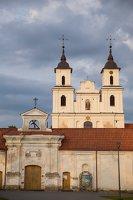 Tytuvėnai · bernardinų vienuolynas 1027
