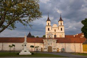 Tytuvėnai · bernardinų vienuolynas 1028