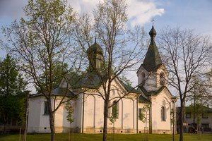 """Tytuvėnai · Dievo Motinos ikonos """"Kazanskaja"""" cerkvė 1029"""