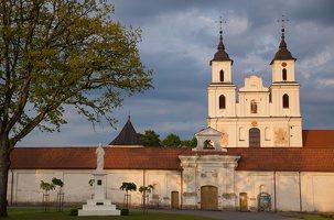 Tytuvėnai · bernardinų vienuolynas 1030