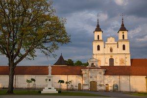 Tytuvėnai · bernardinų vienuolynas 1031