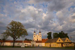Tytuvėnai · bernardinų vienuolynas 1032