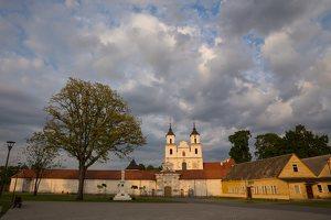 Tytuvėnai · bernardinų vienuolynas 1033