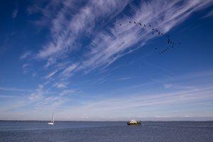 marios, debesys, laivai 1382