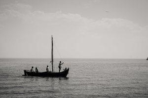 burinė – venterinė valtis · Rusnietis 2110