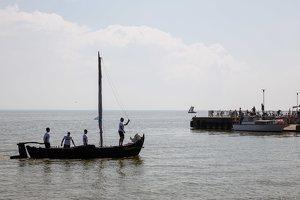 burinė – venterinė valtis · Rusnietis 2111
