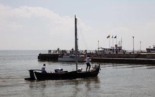 burinė – venterinė valtis · Rusnietis 2112
