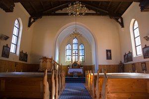 Juodkrantės evangelikų liuteronų bažnyčia 4873