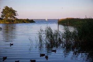 Gintaro įlanka · saulėlydis 5002