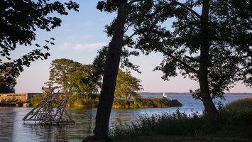 Gintaro įlanka · saulėlydis 5007