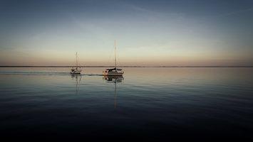 marios, saulėlydis, jachtos 5132-2