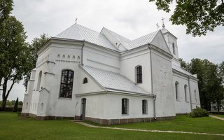 Vyžuonos · Šv. Jurgio bažnyčia