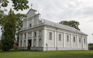Sudeikiai · Švč. Mergelės Marijos bažnyčia