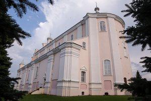 Jūžintai · Šv. arkangelo Mykolo bažnyčia