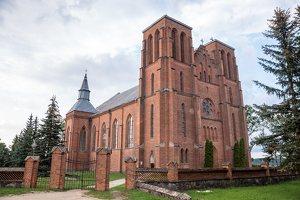 Kamajai · Šv. Kazimiero bažnyčia