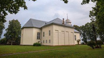 Svėdasai · Šv. arkangelo Mykolo bažnyčia